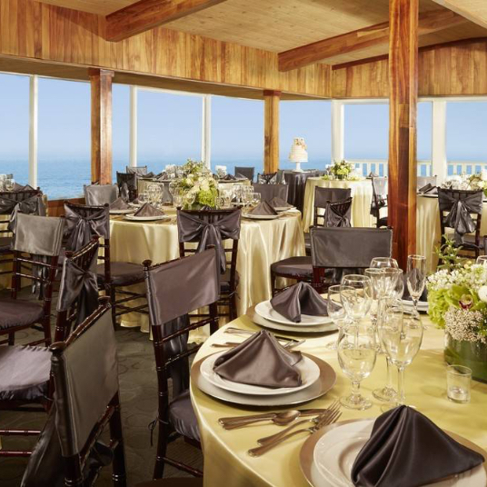 Event and banquet room